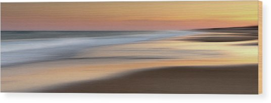 Nauset Beach 6 Wood Print