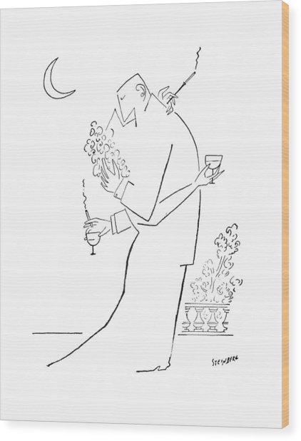 New Yorker September 5th, 1953 Wood Print