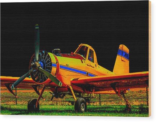 Nightstalker 439 Wood Print