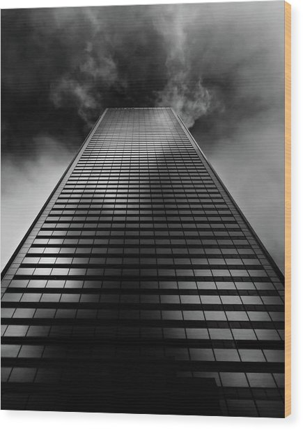 No 100 King St W Toronto Canada 1 Wood Print