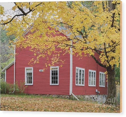 No. 538 Wood Print