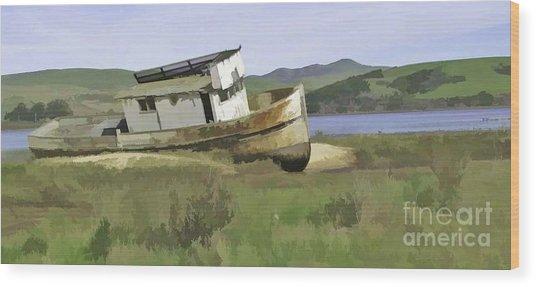 Inverness Denizen Wood Print