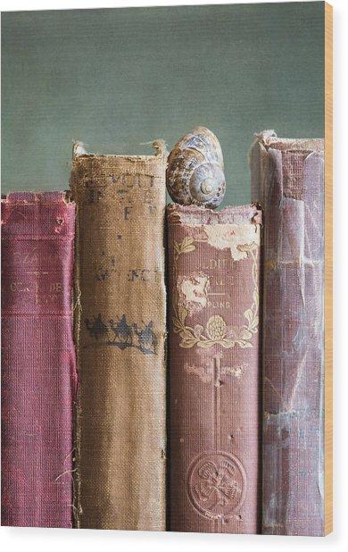 Oldies Wood Print