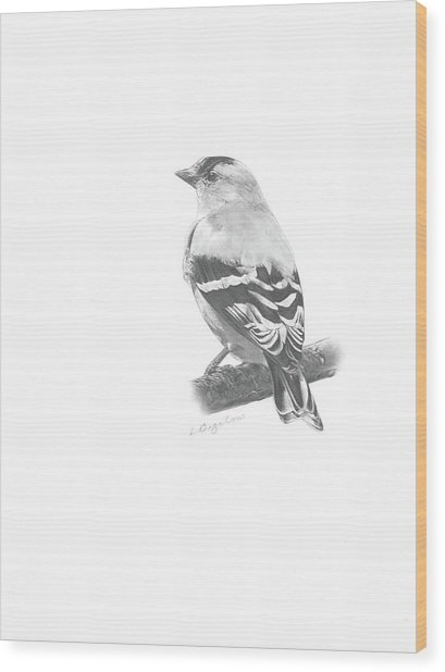 Orbit No. 5 Wood Print