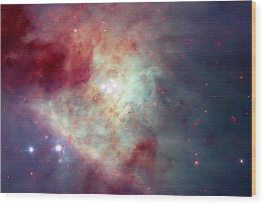 Orion Nebula 2 Wood Print