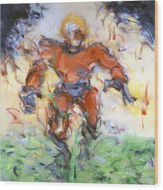 Orion The Hunter - For Jack K. Wood Print