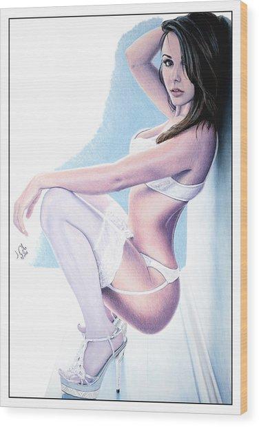 Paige Original On Sale Wood Print