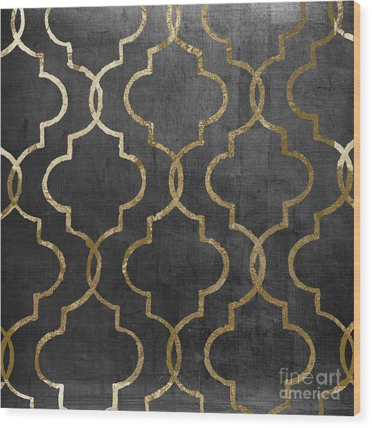 Paris Apartment IIi Wood Print