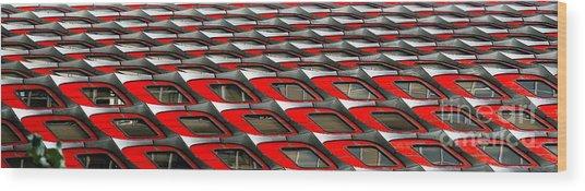 Paris France 1 Wood Print