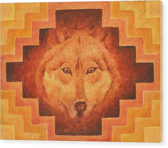 Pathfinder Wood Print