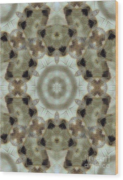 Paz Wood Print