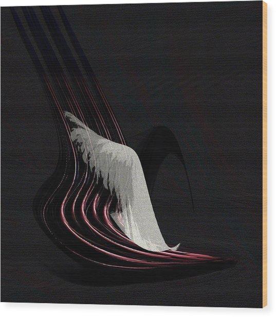 Penman Original-566 Wood Print