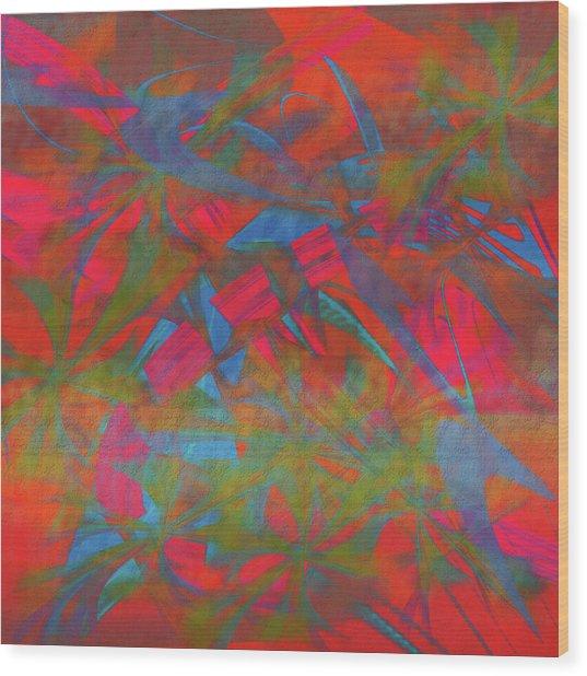 Penman Original-823 Wood Print