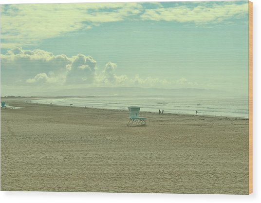 Pismo Perfection Wood Print by JAMART Photography