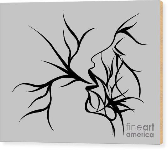 Plethora Wood Print