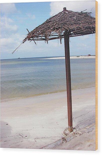 Port Gentil Gabon Africa Wood Print