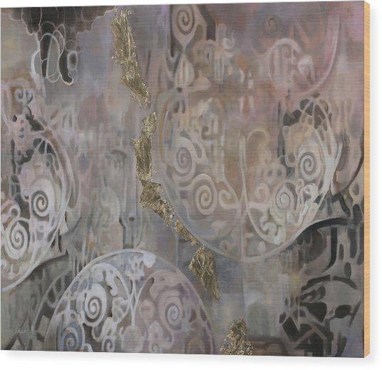 Primo Arabesco Wood Print
