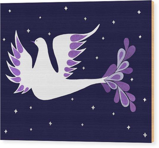 Prince Of Peace Wood Print