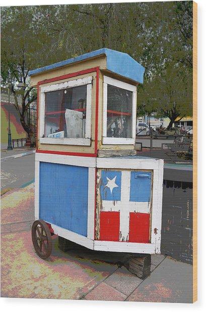 Puerto Rico - Lares  Wood Print