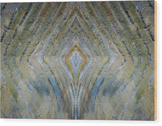 Quarry Wood Print