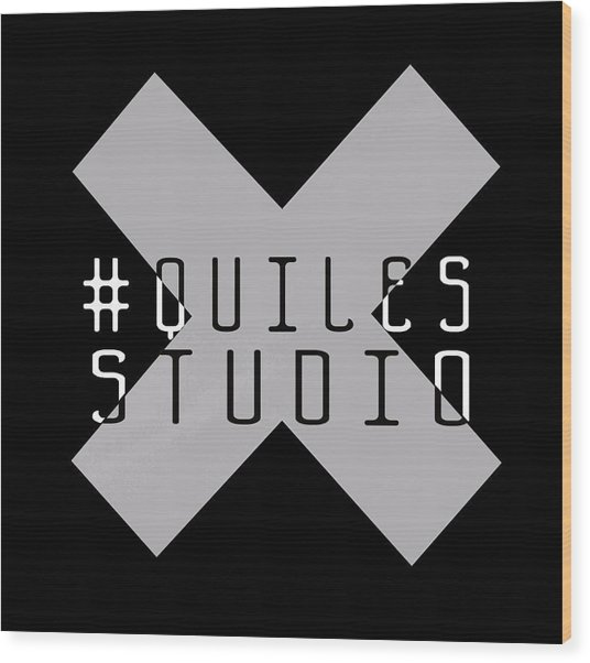 Quiles Studio Alternate Wood Print