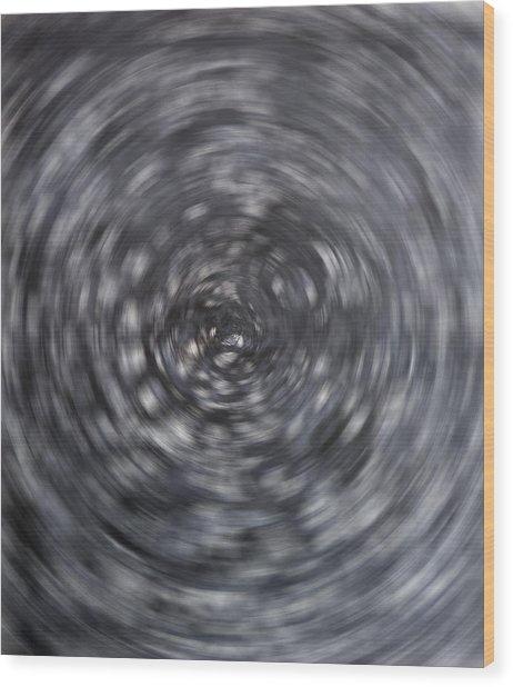 Rabbit Hole Wood Print