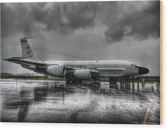 Rc-135vw Wood Print