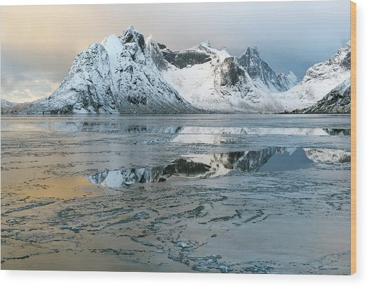 Reine, Lofoten 5 Wood Print