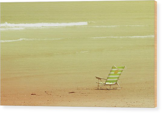 Relax Wood Print by JAMART Photography