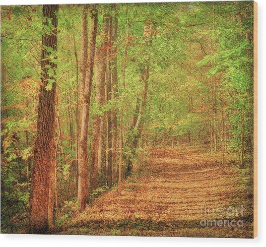Remember September Wood Print