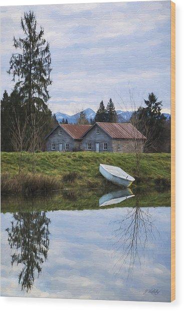 Renewed Hope - Hope Valley Art Wood Print