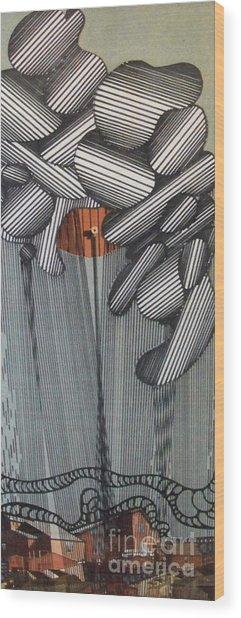 Rfb0100 Wood Print