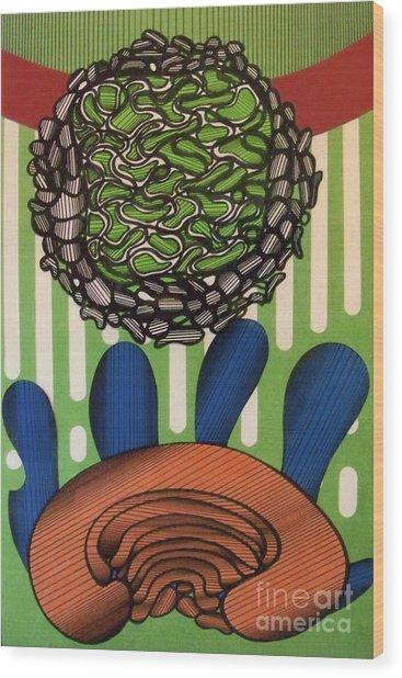Rfb0104 Wood Print