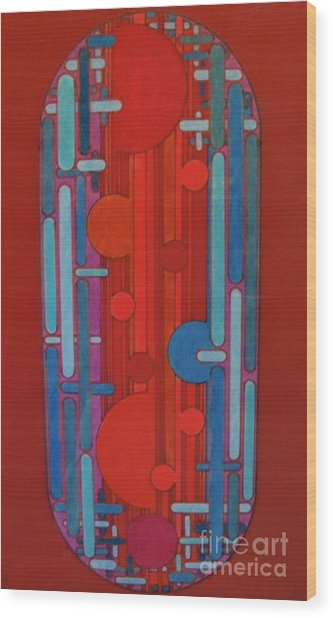 Rfb0125 Wood Print