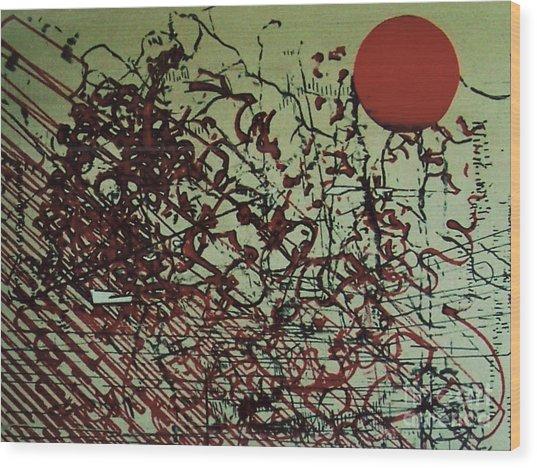 Rfb0200 Wood Print