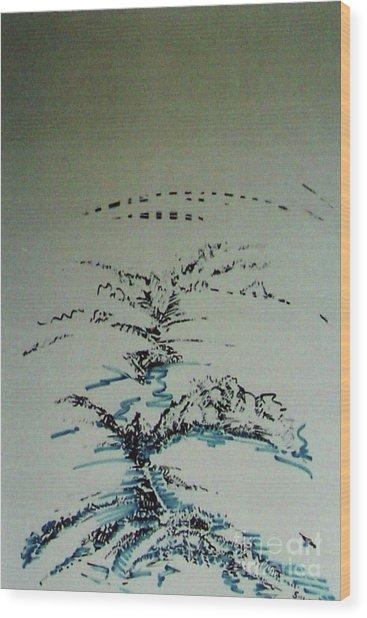 Rfb0206-2 Wood Print