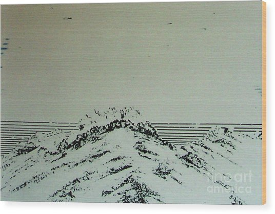 Rfb0207 Wood Print
