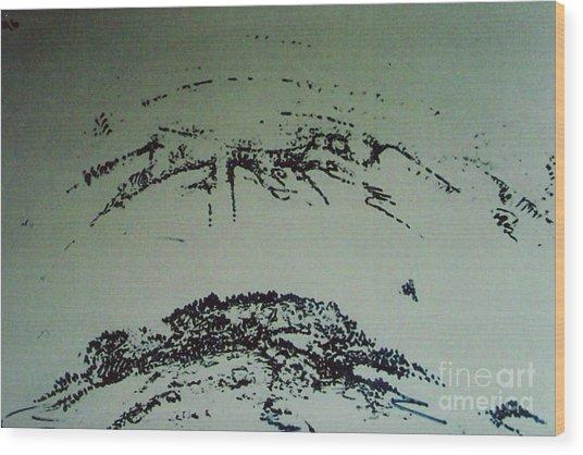 Rfb0210-2 Wood Print