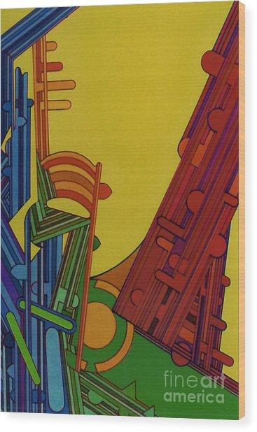 Rfb0303 Wood Print
