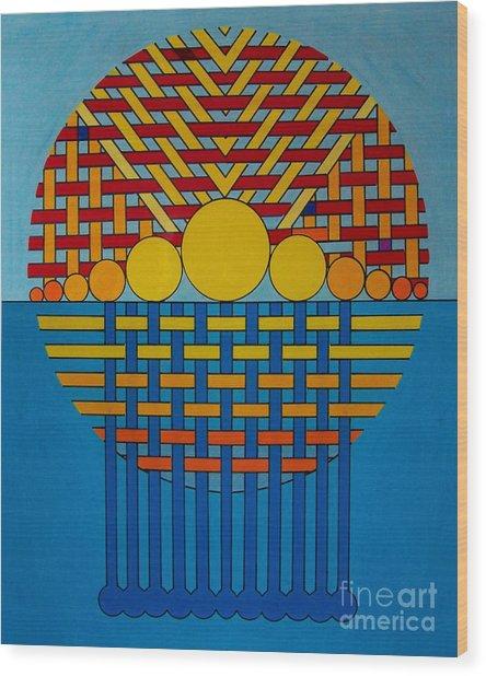 Rfb0700 Wood Print