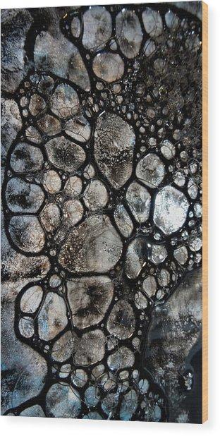 River Stone 14 Wood Print