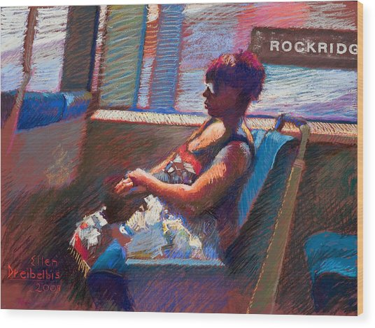 Rockridge Wood Print