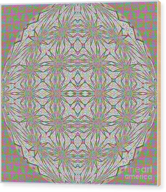 Rogue Wood Print