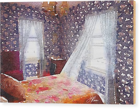 Room 803 Wood Print