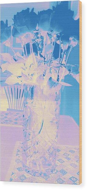 Roses #12 Wood Print