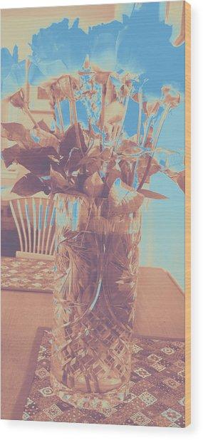 Roses #13 Wood Print