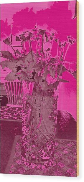 Roses #14 Wood Print