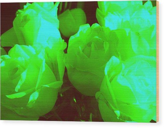 Roses #8 Wood Print