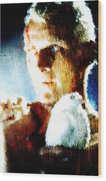 Roy Batty Wood Print