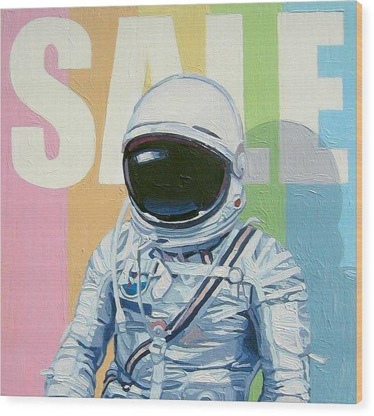 Sale Wood Print